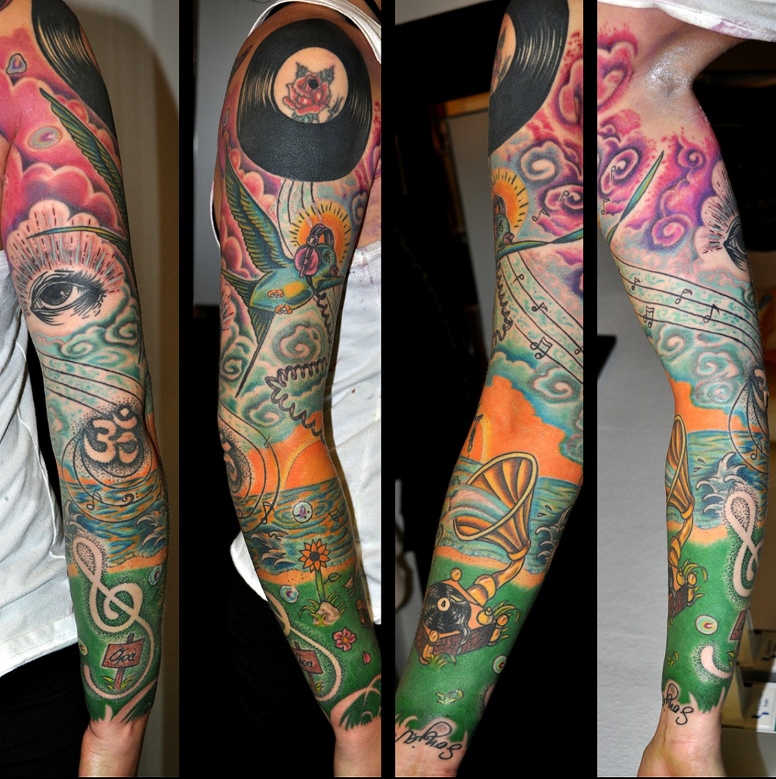 Tattoo Color